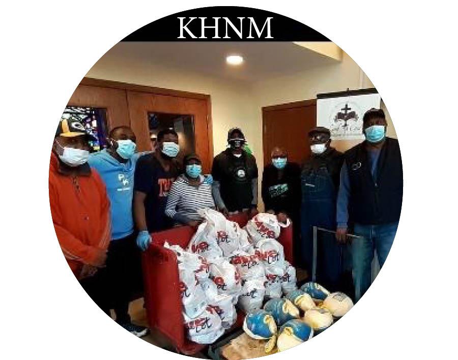 KHNM Food Pantry Team